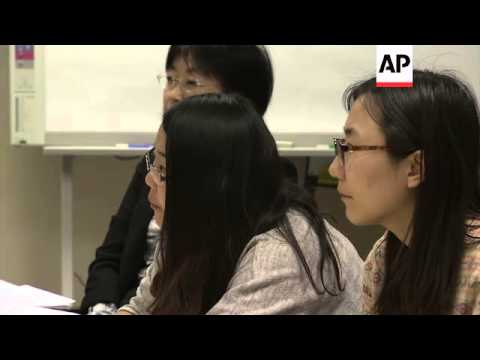 WHO news conference after two Shanghai men die from bird flu
