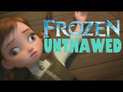 Frozen YTP - Do you want to Build a Man? - Do You Want To Build A SnowMan?