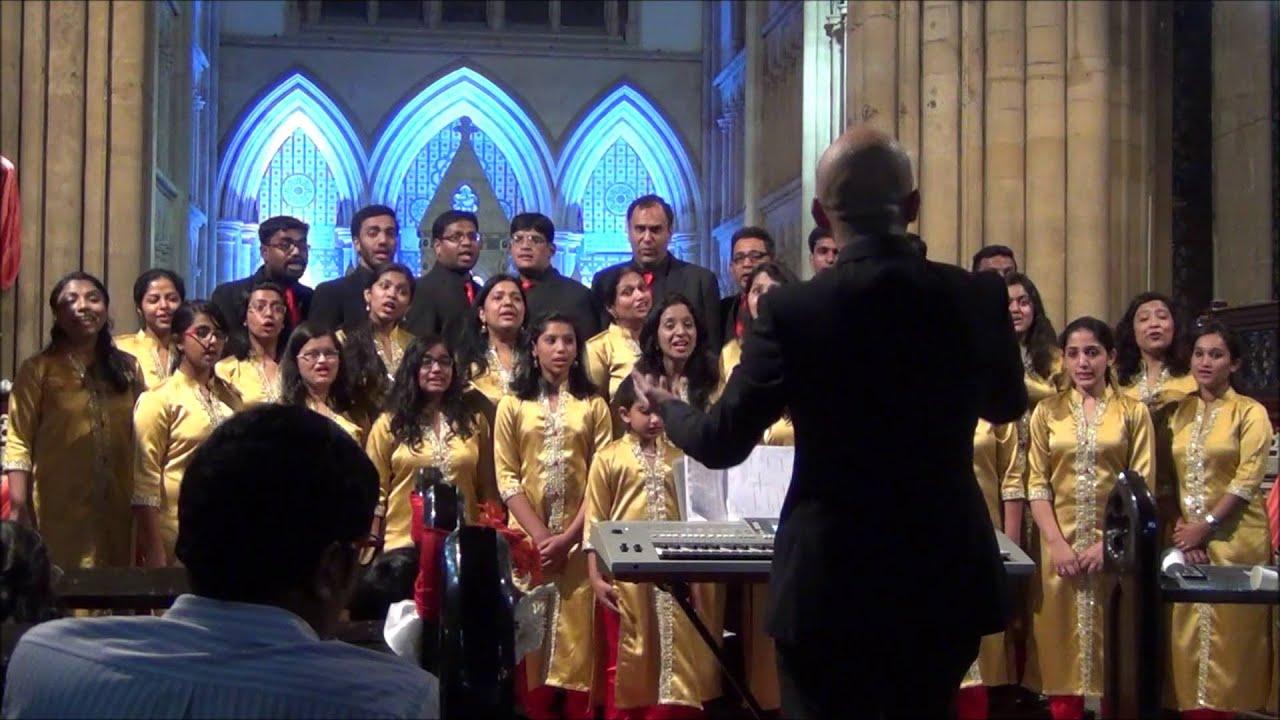 Hallelujah (Christmas Version) - Wild Voices Choir - YouTube