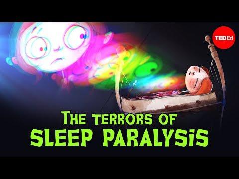 The terrors of sleep paralysis - Ami Angelowicz