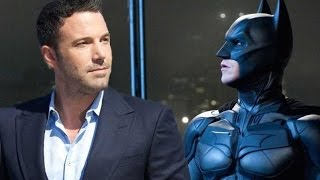 AMC Mail Bag - BATMAN: Will Affleck Be Better Than Bale Because He