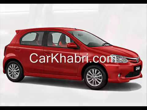Toyota Etios Liva Video