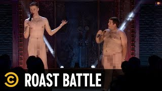 The Naked Roast Battle - Keith Carey vs. Connor McSpadden - Exclusive