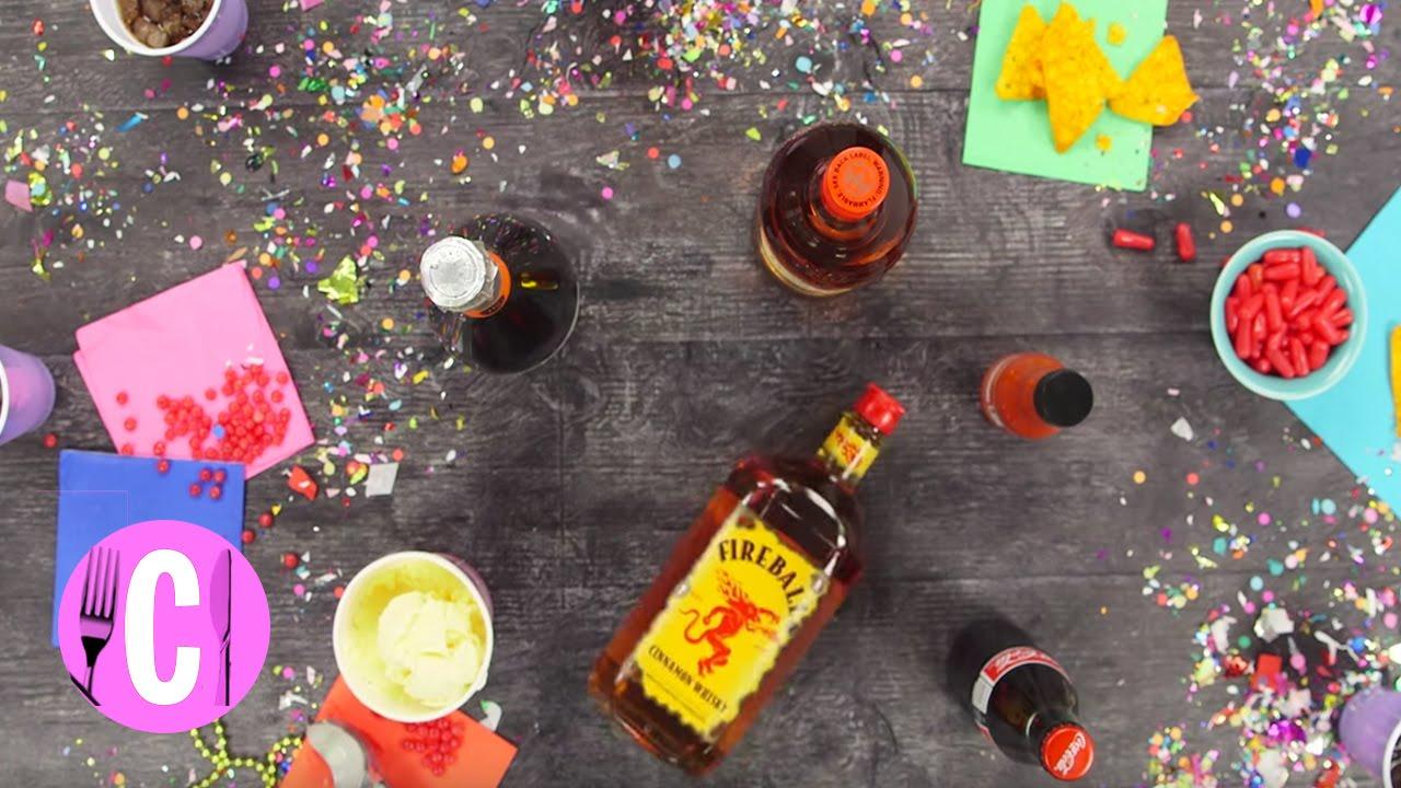 5 Ways To Drink Fireball Whiskey Cosmopolitan Youtube