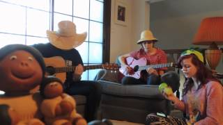 """A Little Less Sixteen Candles, A Little More """"Touch Me"""" by Fall Out Boy - Acoustic Cover"""