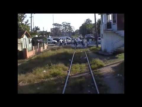 Cuba Railways   Rincon to Havana