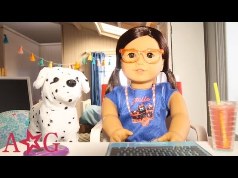 Lights, Camera, Action! Join The Z Crew! | #AGZCrew Episode 1 | American Girl