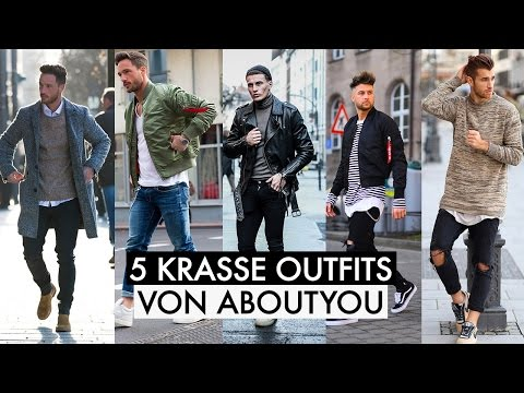 5 KRASSE OUTFITS | ABOUTYOU