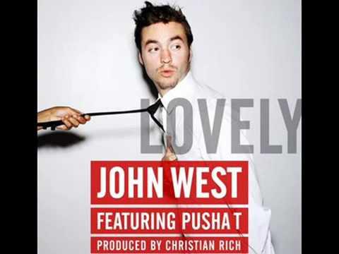 John West - Lovely Feat Pusha T Lyrics New