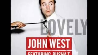 john west   lovely feat pusha t lyrics new