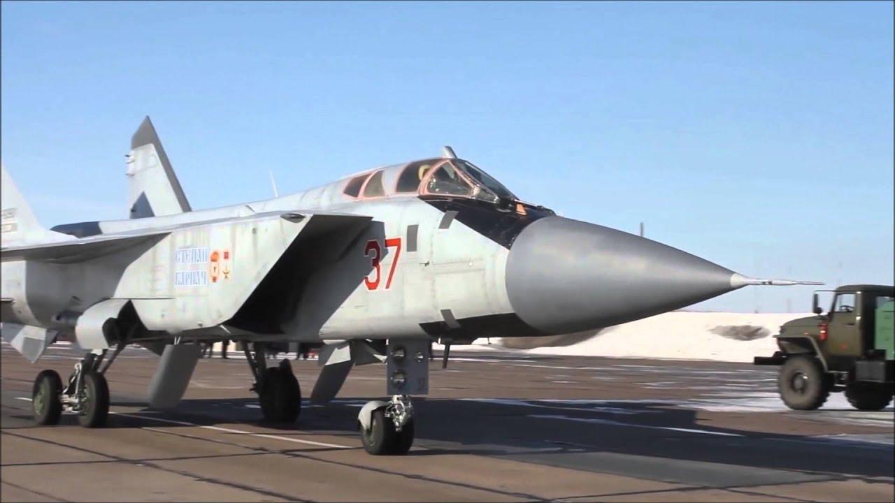 EPIC MiG-31BM Interceptor - YouTube