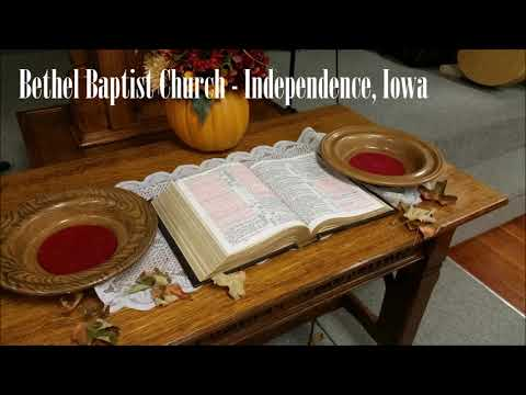 2017-10-22 Discipleship Training - Ryrie's Basic Theology - Truth & Unity