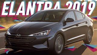 Это что Ауди?/Новая Hyundai Elantra 2019/Большой Тест Драйв