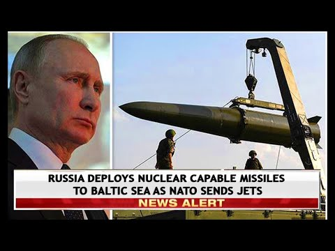 Breaking News Today - Russia deploys missiles in Baltic Sea exclave - USA News