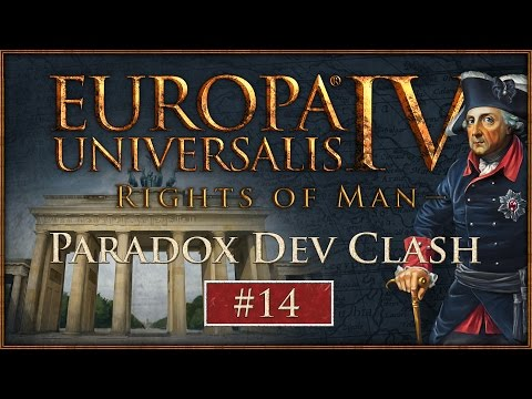 EUIV - RoM - Paradox Dev Clash - Episode #14