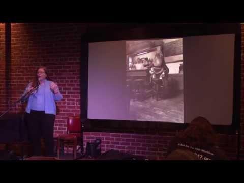 PowerPoint Karaoke: Christine Doyle, Febuary 2015