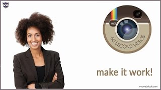 Longer 60 Second Instagram Videos - Make Them Work For Ur Brand