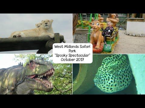 "West Midlands Safari Park ""Spooky Spectacular"" - October 2017"