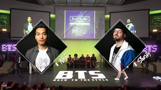 BTS 2019 \\ Popping Final • Neji (Ita) vs Shorty (Ita)