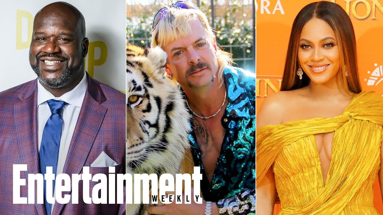 Celebrities With Connections To Netflix's 'Tiger King'   News Flash