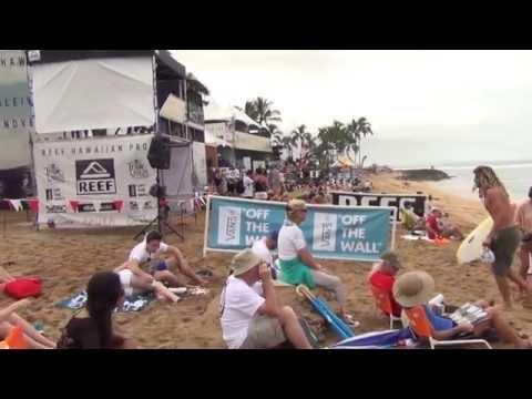 North Shore Oahu ✔ OTA - Reef Hawaiian Pro 2013 Pipeline ★HD★ Hale