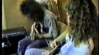 Marty Friedman-Jason Becker  Black Cat Outro jam/Namida Tears/Blues