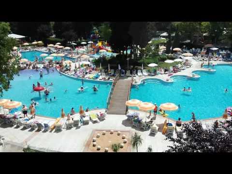 Наш отдых в Албене. Отель Фламинго Гранд 5 звезд