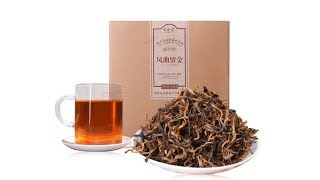 Диан Хонг - ЮНЬНАНЬСКИЙ ЗОЛОТОЙ чай с Алиэкспресс