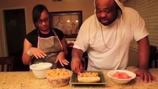 Show You How To Chef- Episode 7 (Shrimp PoBoy w Sweet Potato Fries)