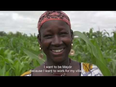 Women of West Africa: Finding the Courage to Lead