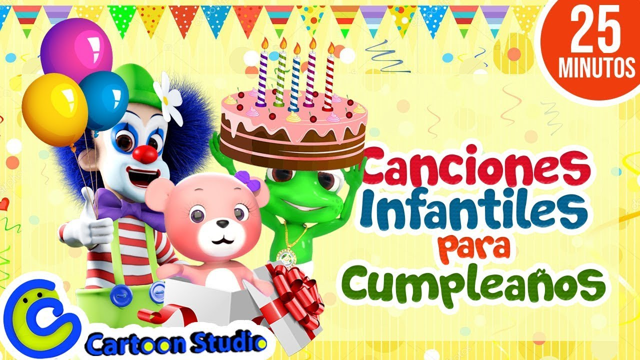 Canciones de feliz cumpleaños 🎂 for Android - APK Download