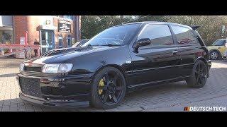 Nissan Pulsar GTI-R INSANE POCKET ROCKET ft DMO DeeJay!