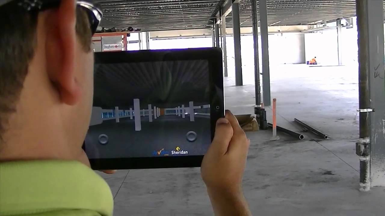 Javelin reality 3d virtual reality walkthrough with ipad for Application ipad construction maison