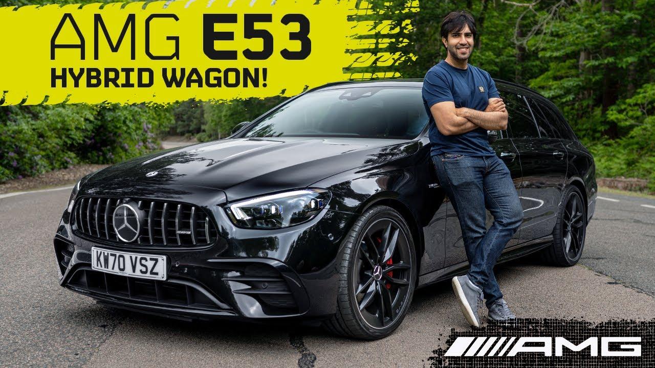 2021 AMG E53 Wagon Review! Loud, Practical, AMG Fun!