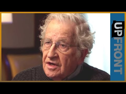 Noam Chomsky opposes cultural boycott of Israel | UpFront
