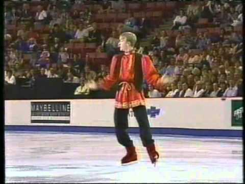 1998 Grand Slam of Skating (LP1) Plushenko - Russian Country Dance