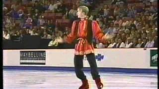 1998 Grand Slam of Skating (LP1) Plushenko - Russian Country Dance