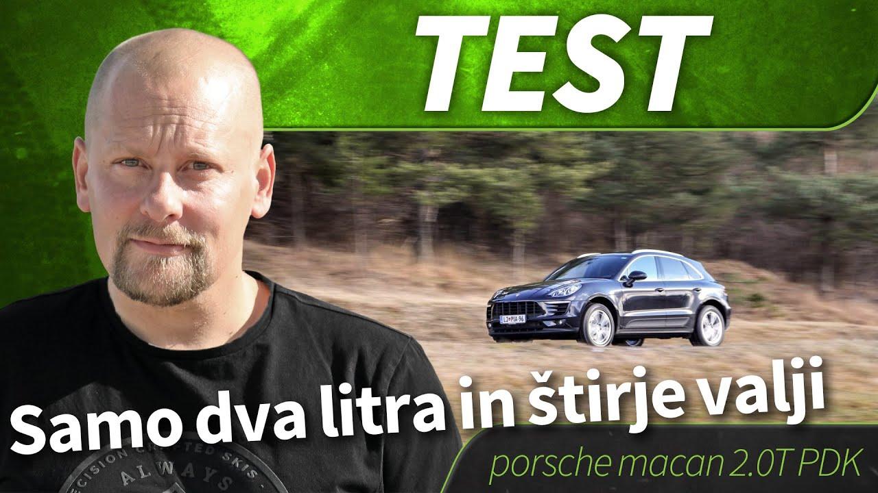 Porsche Macan 2 0 : 2016 porsche macan 2 0 t pdk test youtube ~ Maxctalentgroup.com Avis de Voitures