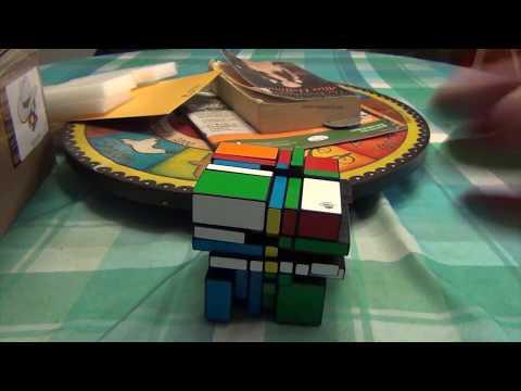 3x5x7 Horror Cube Solve Vlog Part 3:  Finishing half of the corners