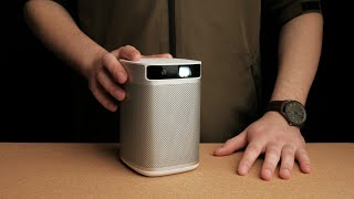 This might be the best portable projector! - XGIMI MoGo Pro