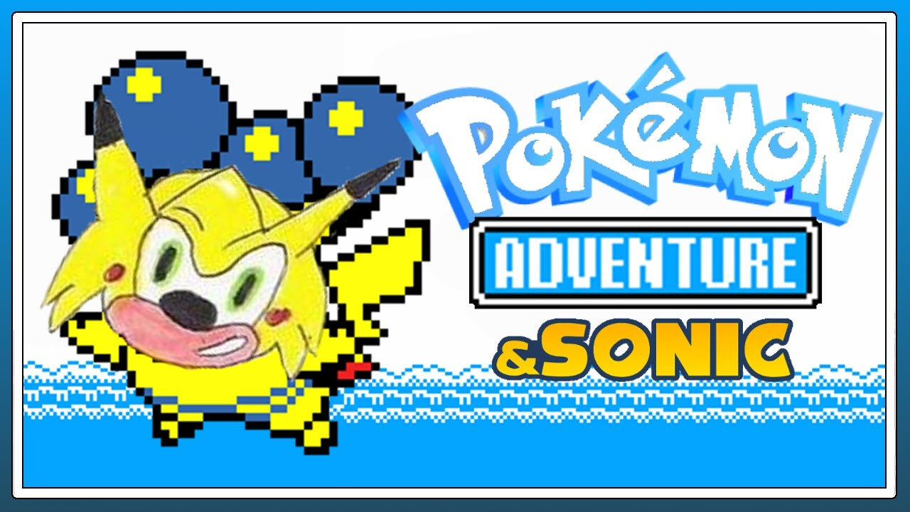 Pikachu In Sonic World Game Online