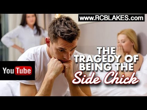 THE TRAGEDY OF BEING THE SIDE-CHICK - The Father Daughter Talk  PERISCOPE SESSION - RC BLAKES, Jr.