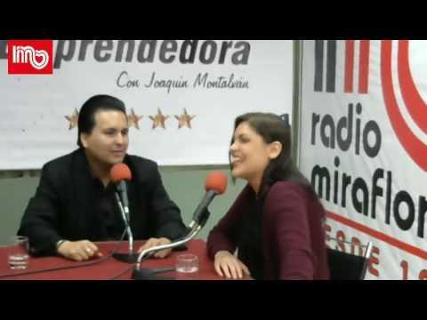 RADIO MIRAFLORES TELEVISION - La hora emprendedora - 160912