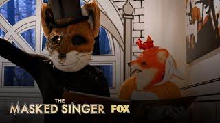 The Clues: Fox | Season 2 Ep. 3 | THE MASKED SINGER