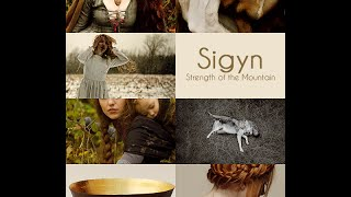 Goddesses Of The Norse Series Sigyn and Loki episode