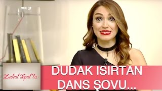 Zuhal Topal'la 90. Bölüm (HD)   Dilek'ten Muhteşem Oryantal Şov…