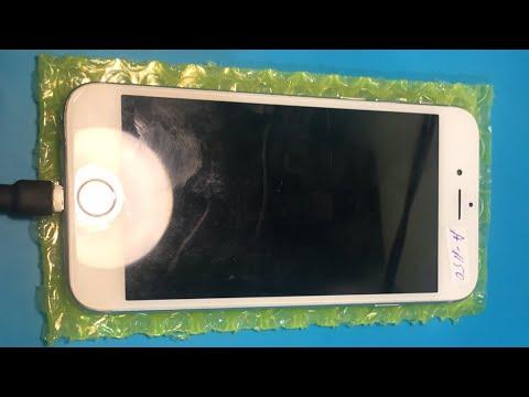 IPhone 6 висит на шнурке Error 4013