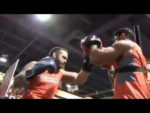 2014 Body Fortress Olympia Highlights