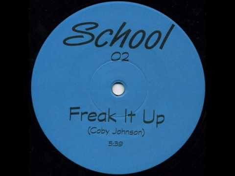 Coby Johnson - Freak It Up