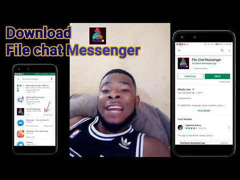 Get File Chat Messenger From Google Play Store
